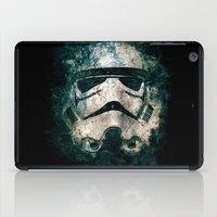 trooper iPad Cases featuring Trooper by Sirenphotos