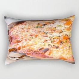 Pizza! Rectangular Pillow
