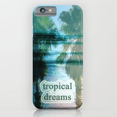Tropical Dreams iPhone 6s Slim Case