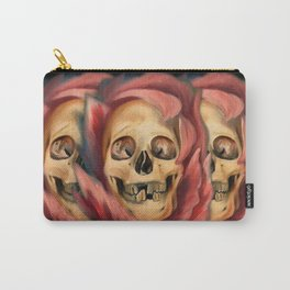 Death in Beauty Carry-All Pouch