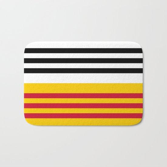 Flag of Loon op Zand Bath Mat