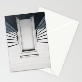 one point Stationery Cards