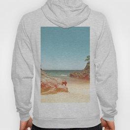 #01_#Beach#retro#film#effect Hoody