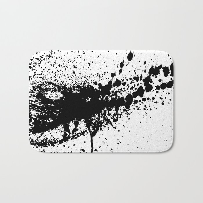 Splash Bath Mat