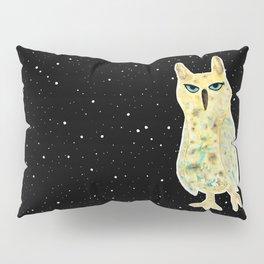 Intergalactic owl Pillow Sham