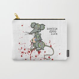 Zombie Mouse Carry-All Pouch
