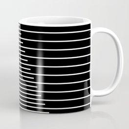 Abstraction 014 - Minimal Geometric Triangle Coffee Mug