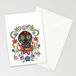 Calaca Dieguito Stationery Cards