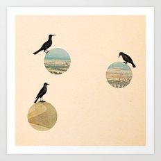 Martine Art Print