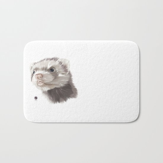 Ferret Bath Mat