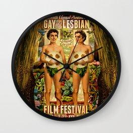 SWGLFF 2013 Adams Wall Clock