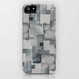 Pave Gray iPhone Case