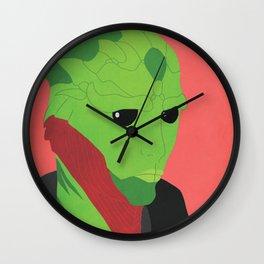 Kahje - Mass Effect Wall Clock