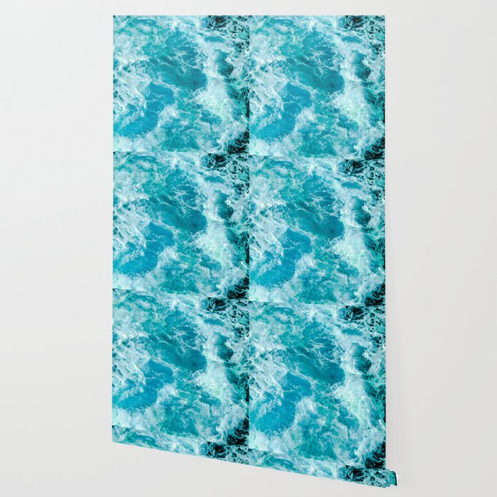 Sea Me Waving Wallpaper