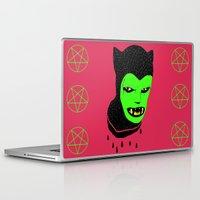werewolf Laptop & iPad Skins featuring Werewolf by Ben Bainbridge