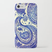 paisley iPhone & iPod Cases featuring Paisley :) by Jordan Virden