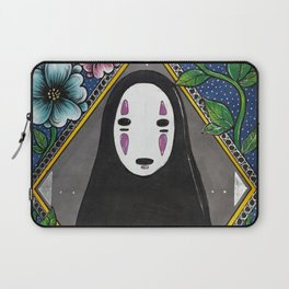 No Face Laptop Sleeve