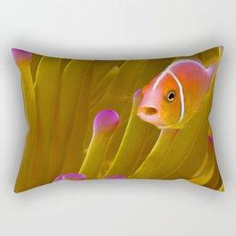 Everyone Loves a Clown Rectangular Pillow
