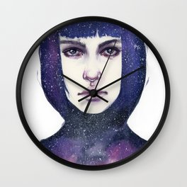 Le Froid Wall Clock