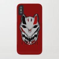 werewolf iPhone & iPod Cases featuring WereWolf by FWAETI