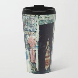 Berlin kunsthaus Tacheles Travel Mug