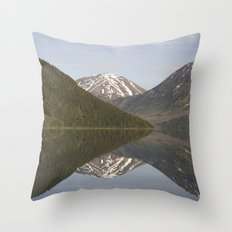 Reflections: Hourglass Throw Pillow