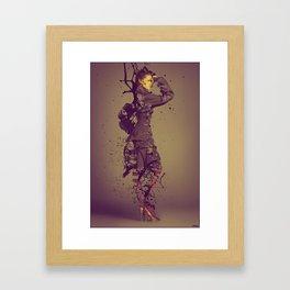 Beauty Obsolete Framed Art Print
