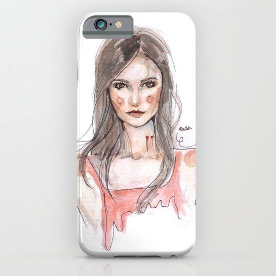 Vampy Vamp iPhone & iPod Case