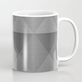 Modern Industrial Harlequin Tile Pattern Coffee Mug