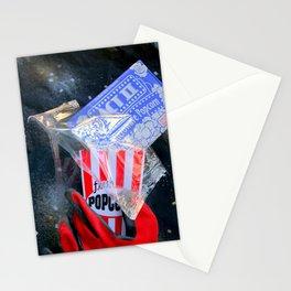 Fresh Nuked Popcorn Stationery Cards