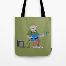 Werewolf Blues Tote Bag