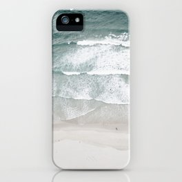 Surfers Paradise: Birds Eye View III iPhone Case