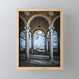 Mt. Echo Park Framed Mini Art Print