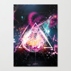 ERROR ULTRA Canvas Print