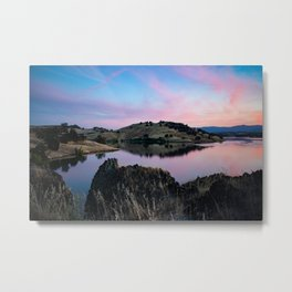 Black Butte Lake - Northern California Metal Print