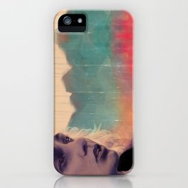 Blue sense8 iPhone Case