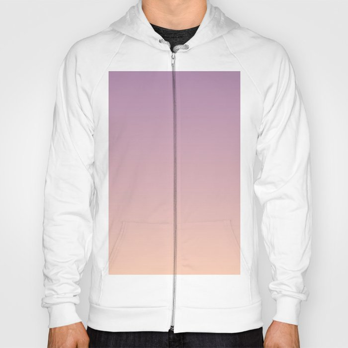 116cd8657 Sunset Gradient Purple Pink Peach Coral Hoody by followmeinstead