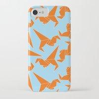 dinosaur iPhone & iPod Cases featuring Dinosaur by iamworkinghard