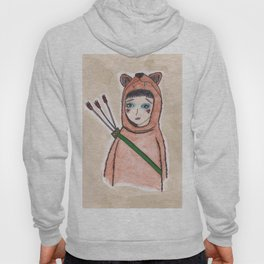 The lonely hunter Hoody