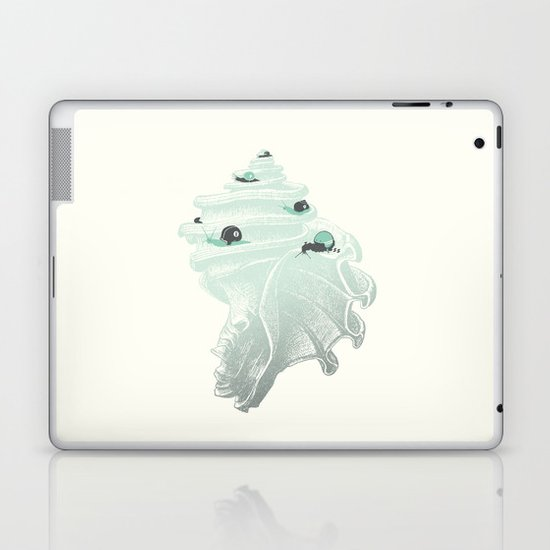 Race for the Prize Laptop & iPad Skin