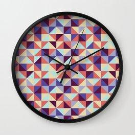 Friday Mood Wall Clock