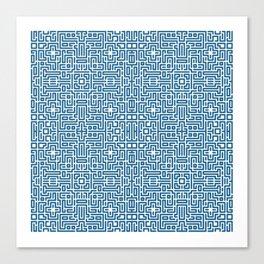 symmetry 4 Canvas Print