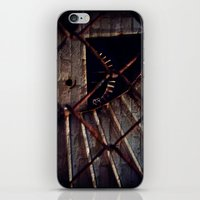 industrial iPhone & iPod Skins featuring Industrial by KunstFabrik_StaticMovement Manu Jobst