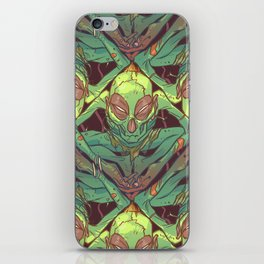 Zahambeh iPhone Skin