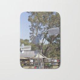 The Windmill Bath Mat