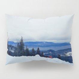 ski resort Pillow Sham
