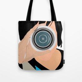 Lens Tote Bag