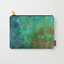 Stepping Into Unrecognizable Territory Carry-All Pouch