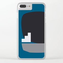 Shape study #4 - Stackable Collection Clear iPhone Case
