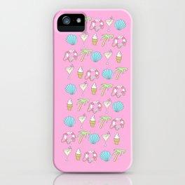 Havin' a Summer! iPhone Case